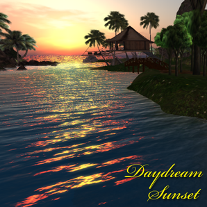Daydream Island in Second Life