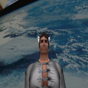 Astronomer Somerset in Second Life